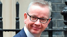 UK cabinet minister Michael Gove. Photo: PA Wire