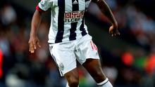 Berahino is still hoping to complete a move to White Hart Lane in the final hours of the transfer window