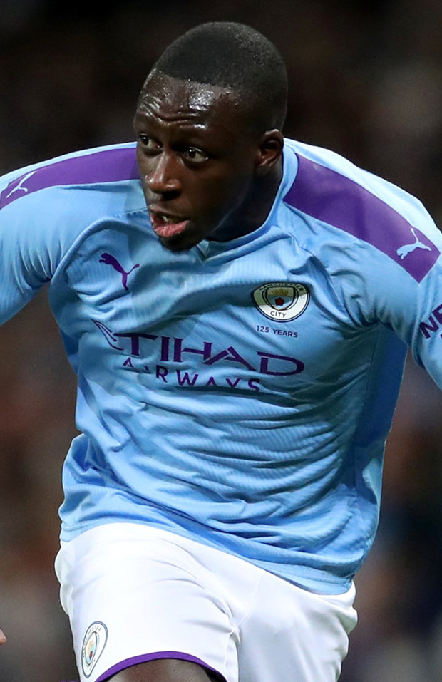 Manchester City's Benjamin Mendy. Photo: Action Images via Reuters