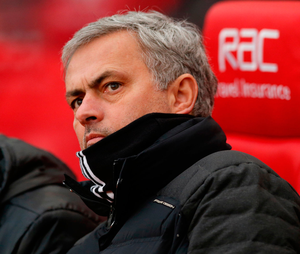 Manchester United manager Jose Mourinho. Photo: Andrew Boyers/Reuters