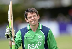 Ed Joyce: Crucial unbeaten 40 led Ireland to victory over the West Indies