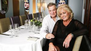 Not done yet: Derry and Sallyanne Clarke have said their Michelin-starred restaurant L'Ecrivain will keep trading until Christmas. PHOTO: DAVID CONACHY
