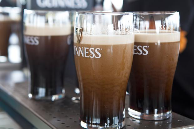 It takes 21 minutes to run off one pint of Guinness