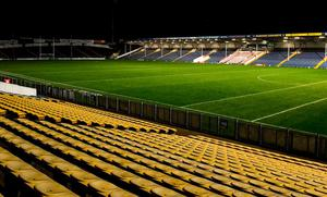Semple Stadium lies empty after the Bord Gáis Energy Munster Hurling Under 20 Championship Quarter-Final match between Tipperary and Clare on Monday