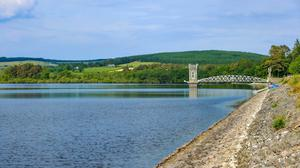 Vartry reservoir which supplies Wicklow and South Dublin. Photo: Gerry Mooney