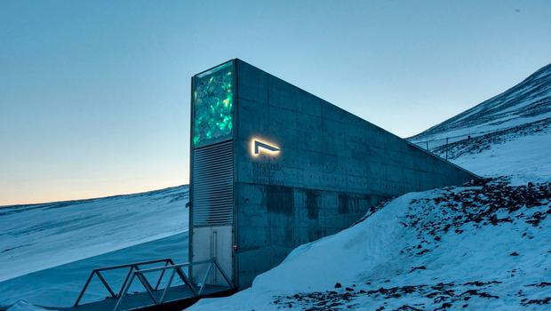 Arctic 'doomsday vault' stocks up on 60,000 more food seeds