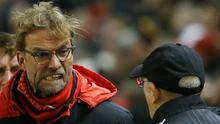 Liverpool manager Jurgen Klopp and West Brom manager Tony Pulis have clashed in the past