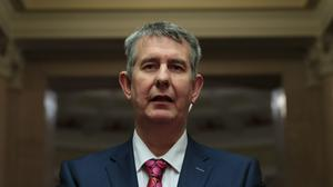 Border control posts at Northern Ireland's ports will 'almost certainly' not be ready in time, Stormont minister Edwin Poots said (Liam, McBurney/PA)
