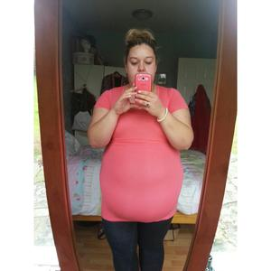 At her heaviest Nicola weighed almost 22 stone.