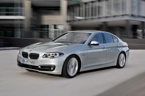 The report claims BMW's cars are less efficient in real-world use