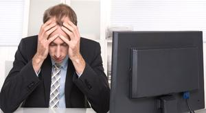 80pc of us are stressed in work