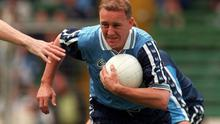 Former Dublin star, Keith Barr: 'O'Mahoneys have ambition to do well in this campaign, and I think they will come out on top on Sunday by a narrow margin'. Picture Credit: David Maher/SPORTSFILE.