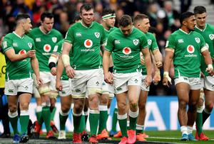 Ireland face Italy and France in the rescheduled Six Nations matches