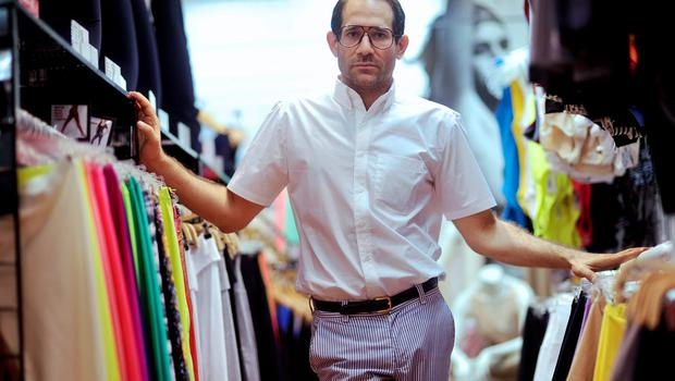 Dov Charney, former chairman and chief executive officer of American Apparel Inc. Photo: Keith Bedford/Bloomberg