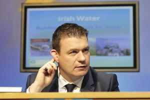Environment Minister Alan Kelly. Photo: Collins