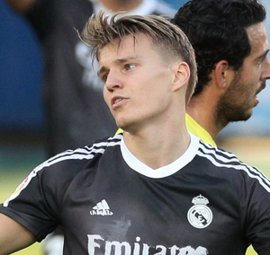 Martin Odegaard. Photo: Reuters