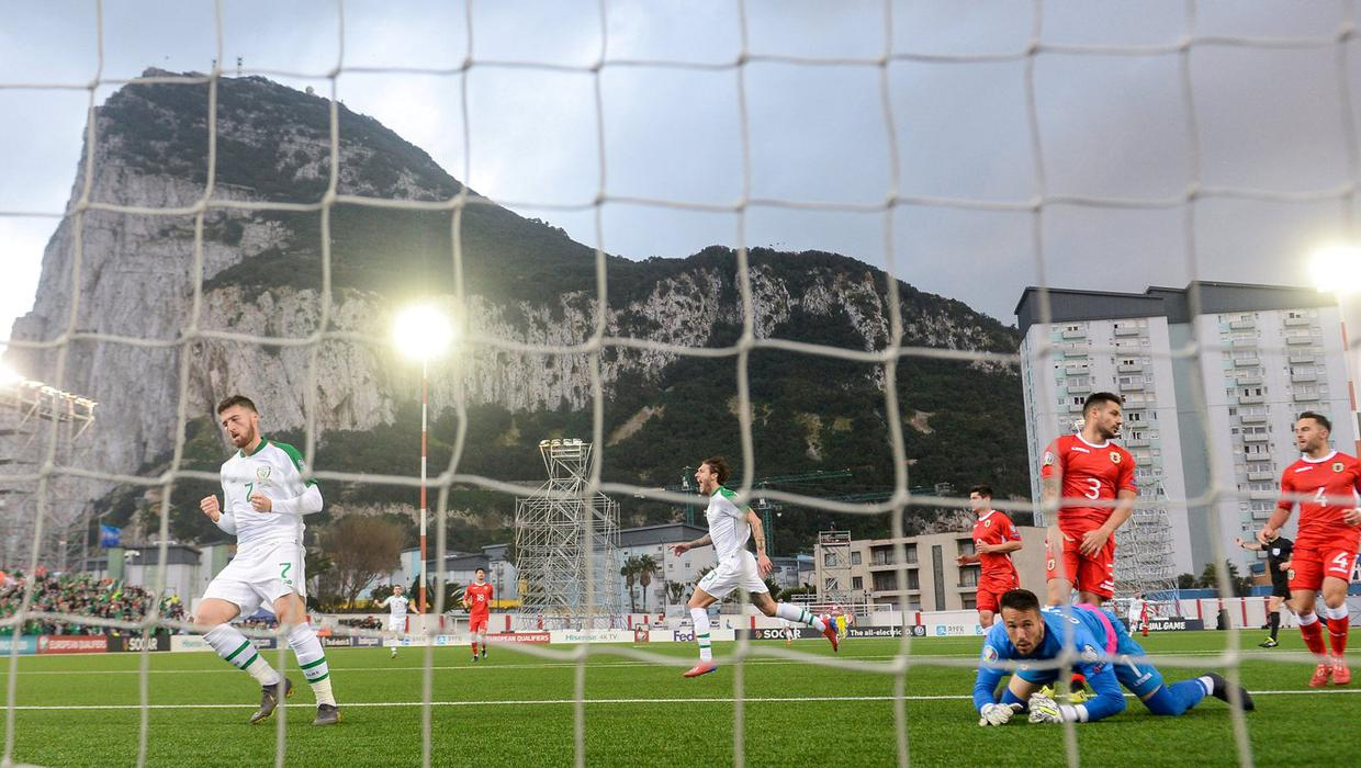 The shock of Gibraltar - Inside the day that rocked Irish football to its core