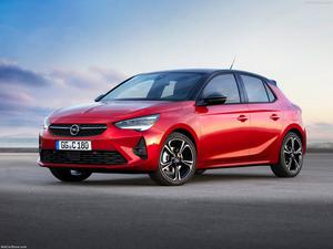 The Opel Corsa, out to regain some of its former glory