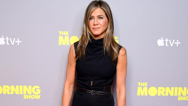 Jennifer Aniston welcomed the final member of the Friends cast to join Instagram (Ian West/PA)
