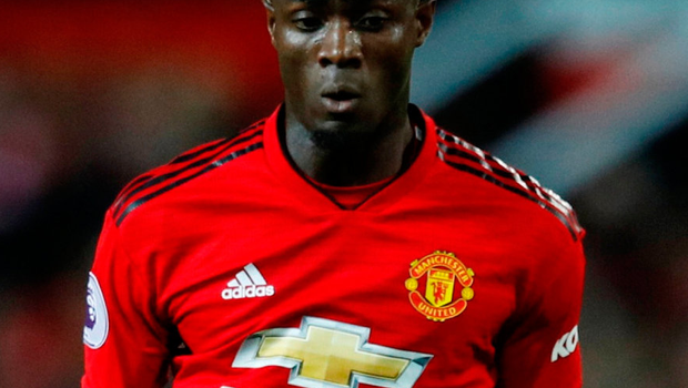 Eric Bailly is out of contract at the end of next season but United have an option to extend his deal. Photo: Phil Noble/Reuters