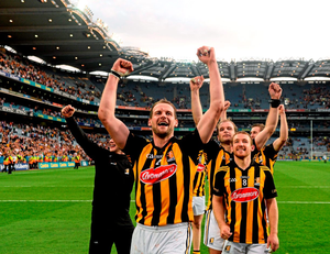 Jackie Tyrrell is one of Kilkenny's elder statesmen