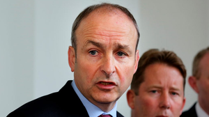 Fianna Fail leader Micheál Martin TD: Ireland must be clear where it stands and do everything in its power to secure a positive future for us and Europe as a whole Picture: Tom Burke