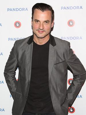 Head of Music Partnerships at Pandora Tommy Page attends the AWXI Battle of the Ad Bands at Highline Ballroom on September 30, 2014 in New York City.  (Photo by Robin Marchant/Getty Images for AWXI)