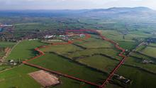 The farm is located at Beaufort close to Killarney and the Macgillycuddy Reeks