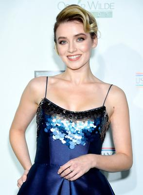 SANTA MONICA, CA - FEBRUARY 21:  Sarah Bolger attends the US-Ireland Alliance 14th Annual Oscar Wilde Awards at Bad Robot on February 21, 2019 in Santa Monica, California.  (Photo by Gregg DeGuire/Getty Images)
