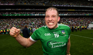 Limerick's Shane Dowling has been forced to retire