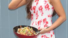 Roz Purcell Cooks Up a Storm with Florette!