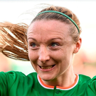 Louise Quinn. Photo: Stephen McCarthy/Sportsfile