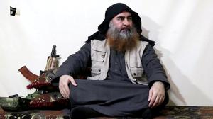 Martyr fear: The US did not want burial site for Abu Bakr al-Baghdadi. Photo: Reuters