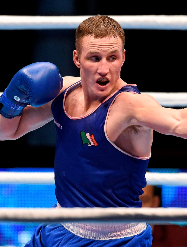 Michael O'Reilly Picture: Paul Mohan/SPORTSFILE