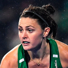 Roisin Upton. Photo: Sportsfile