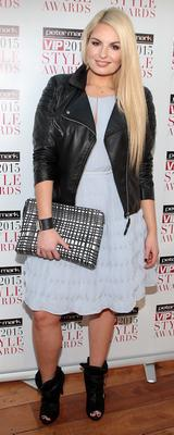 Louise O'Reilly pictured when the nominees were announced for the Peter Mark  Vip Style Awards 2015 at the Marker Hotel