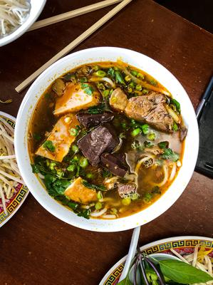 Show-stopping: Beef Pho