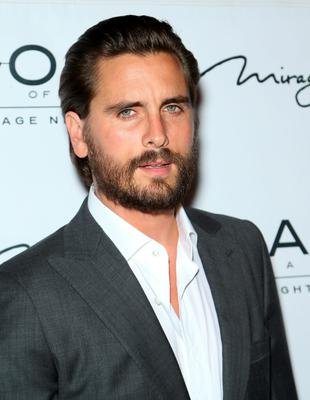 Television personality Scott Disick arrives at 1 OAK Nightclub at The Mirage Hotel & Casino on July 25, 2015 in Las Vegas, Nevada.  (Photo by Gabe Ginsberg/Getty Images)