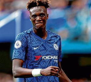 Chelsea's Tammy Abraham. Photo: Clive Rose/Getty Images