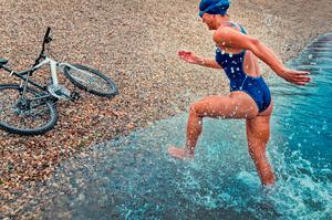 'Blue therapy' - immersion in cold water