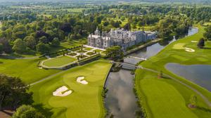 LUXURIOUS: Adare Manor. Scheme was designed to stimulate hospitality sector