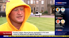 Jamie Donaldson on Sky Sports News this morning