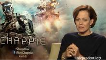 Sigourney Weaver talks Chappie and new Alien film with Independent.ie