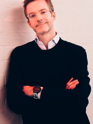 Ciaran O'Leary's, of Berlin-based VC investment firm Blue Yard Capital
