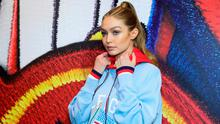 Gigi Hadid attends the Capsule Collection Tommy X Gigi Spring 2017 as part of the Paris Fashion Week Womenswear Fall/Winter 2017/2018 on February 28, 2017 in Paris, France.  (Photo by Vittorio Zunino Celotto/Getty Images)