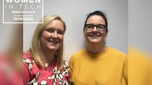 Samantha McCaughren meets Jennifer Cox, who is a CSM Associate Security Engineer with Tenable