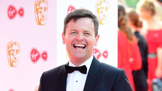 Declan Donnelly has posted a message of thanks online. (Ian West/PA)