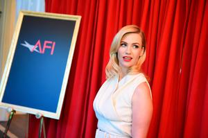 Actress January Jones attends the 16th Annual AFI Awards at Four Seasons Hotel Los Angeles at Beverly Hills on January 8, 2016 in Beverly Hills, California.  (Photo by Kevin Winter/Getty Images for AFI)