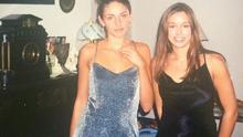 Una Foden shared this throwback debs photo
