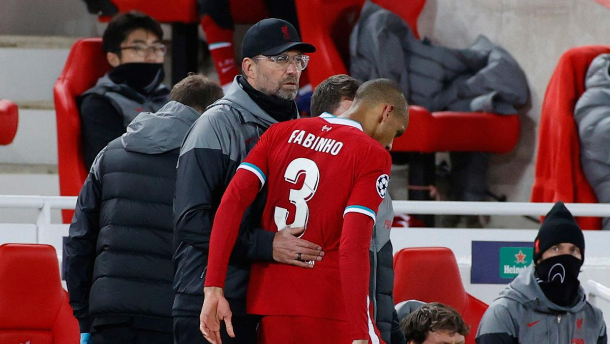 'Exactly the last thing we needed' - Klopp bemoans Liverpool luck with Fabinho latest to face spell on sideline